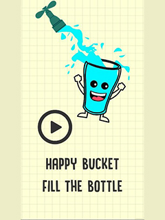 Happy Bucket - Fill the Glass 1