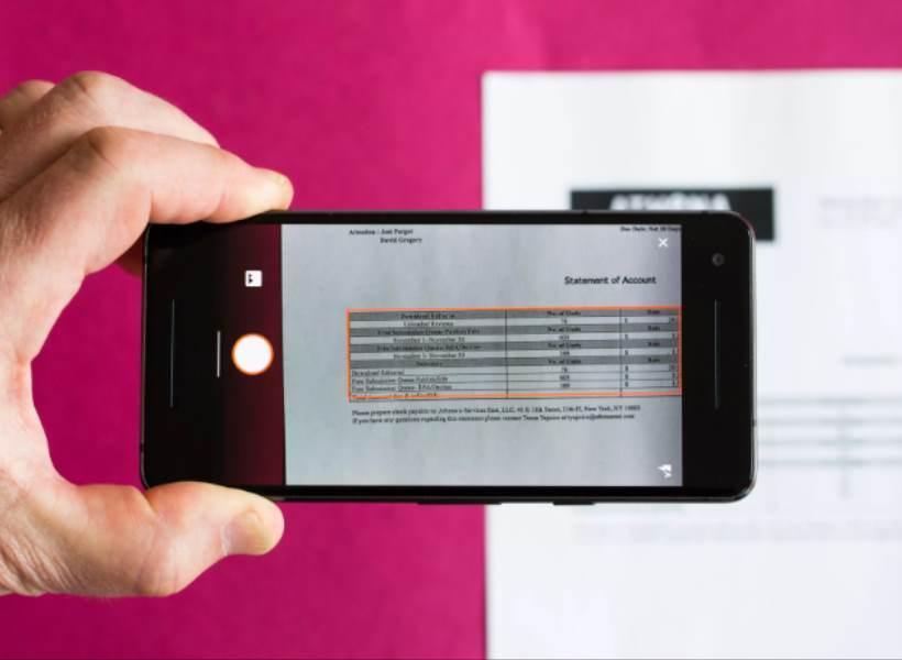 Cara Cepat Salin Tabel Excel Pakai Smartphone