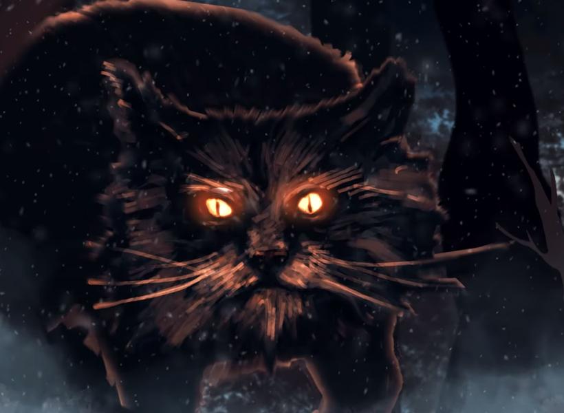 Legenda Kucing Besar dan Baju Baru Saat Natal