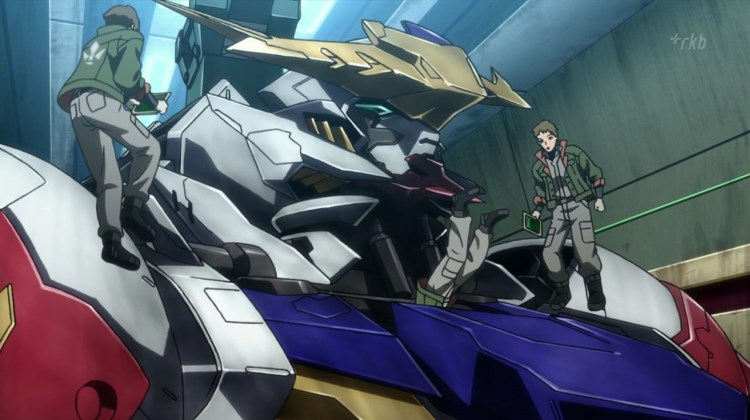 Iron Blooded Orphans 2nd Season Eps. 30