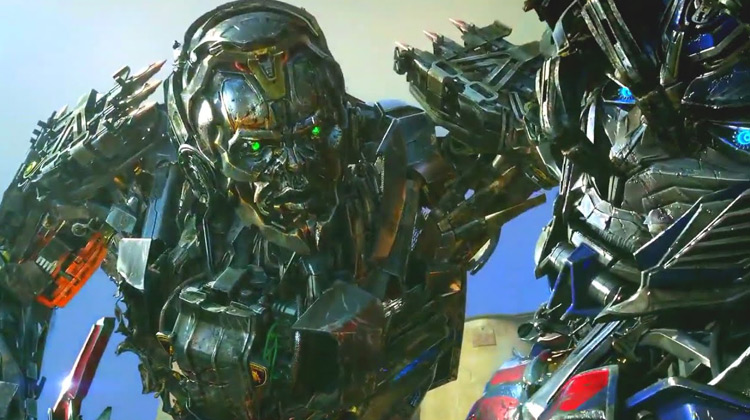 All Lockdown Scenes | Transformers Age of Extinction