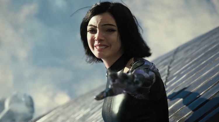 Alita Battle Angel | In the End