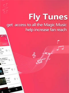 Fly Tunes - Free Music Player 2