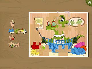 Kids: Zoo Puzzle 4