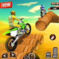 Real Stunt Bike Pro Tricks Master Racing Game 3D icon