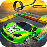Impossible Stunt Car Tracks 3D icon