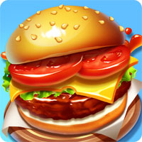 Cooking City - crazy restaurant game icon
