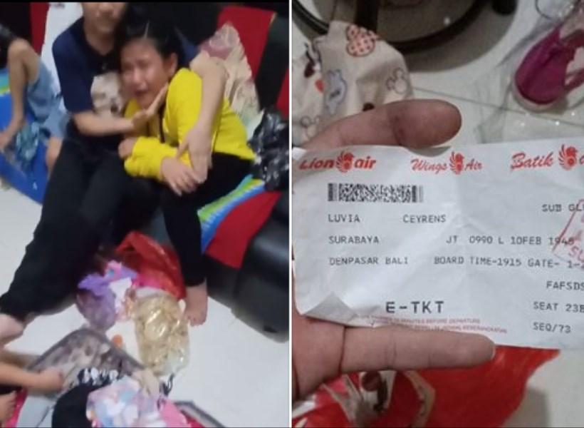 Uang Angpau Anak Hilang dalam Koper di Bagasi Pesawat