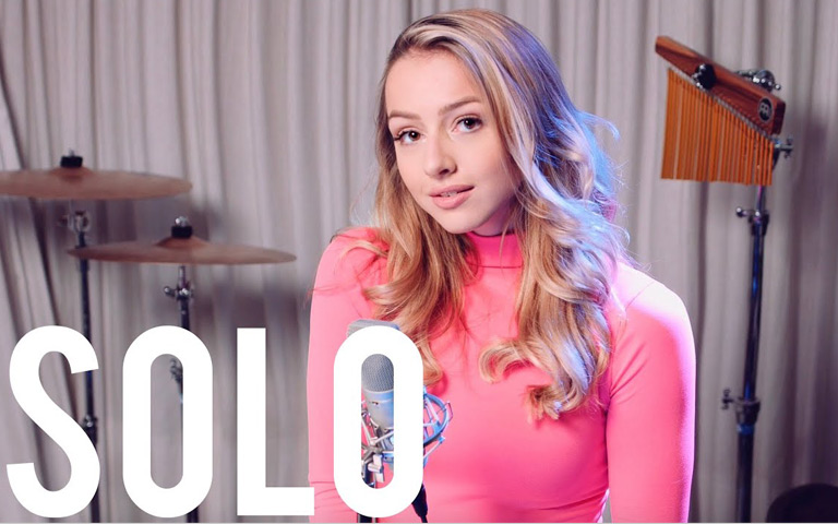 SOLO (English Cover by Emma Heesters)