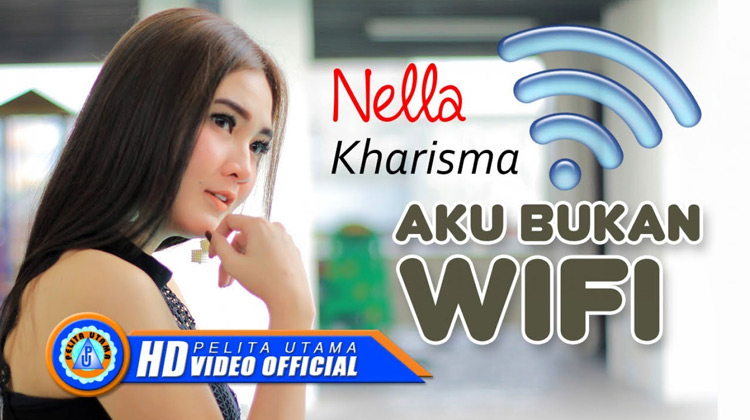 AKU BUKAN WIFI ( Official Music Video )