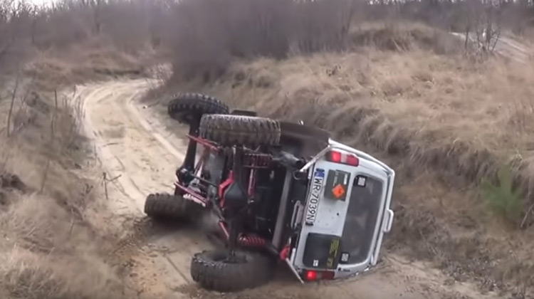 Offroad fail Compilation